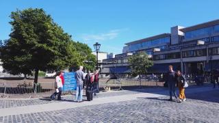 德国留学被遣返回国