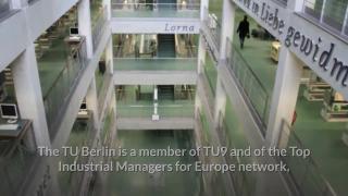 柏林工业大学,培养了一大批优秀人才