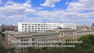 柏林工业大学,师资力量雄厚