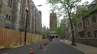 耶鲁大学,全美最漂亮大学之一