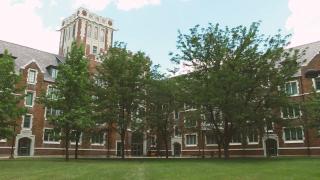 辛辛那提大学,最多学生入读的院校