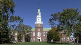 达特茅斯学院,世界闻名的顶尖院校