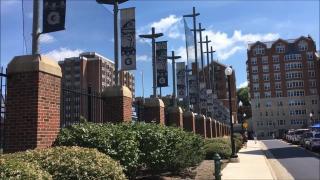 """乔治敦大学,拥有""""政客乐园""""的称誉"""