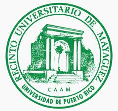 波多黎各大学马亚圭斯分校